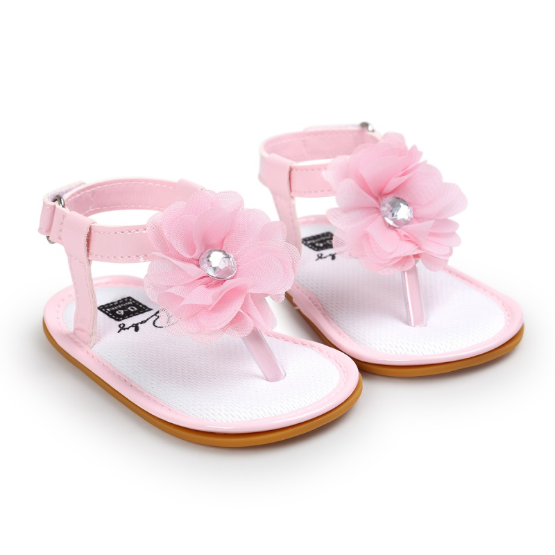 Newborn Baby Cute Princess Crib Shoes Toddler Girls