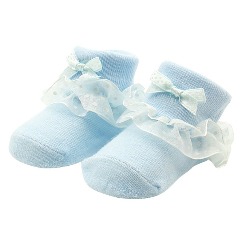Newborn Baby Kid Girl Toddler Cute Lace Ruffle Frilly