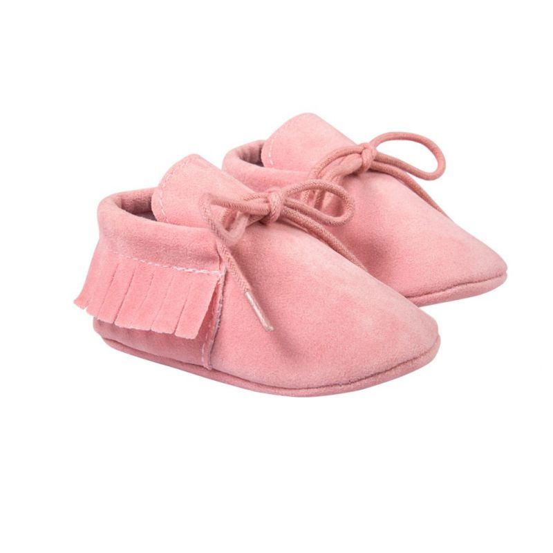 Baby Boy Moccasin Shoes