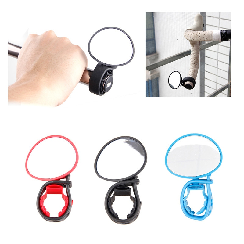 Handlebar Black Back View Mirror For Xiaomi Millet-M365//Pro Electric Scooter