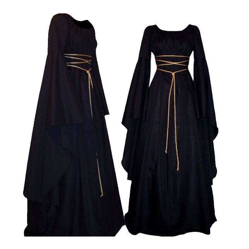 medieval dress women vintage victorian renaissance gothic