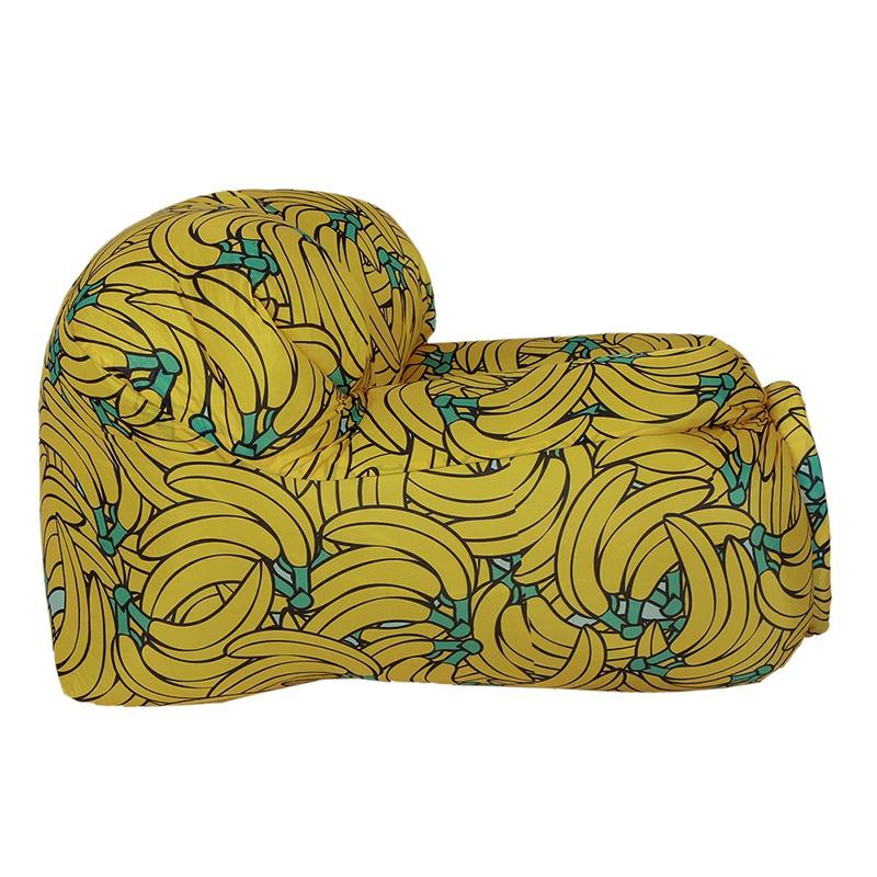 Inflatable-Air-Sofa-Bed-Lazy-Sleeping-Camping-Bag-Beach-Hangout-Couch-Windbed-US thumbnail 21