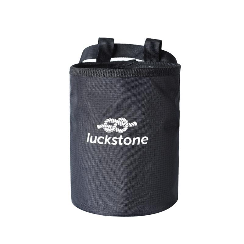 Outdoor-Rock-Climbing-Chalk-Bag-Waterproof-Polyester-Powder-Storage-Pouch-W-Belt