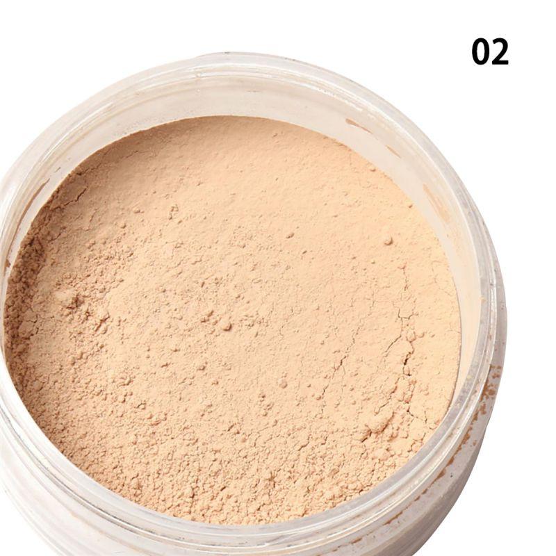 how to make translucent setting powder
