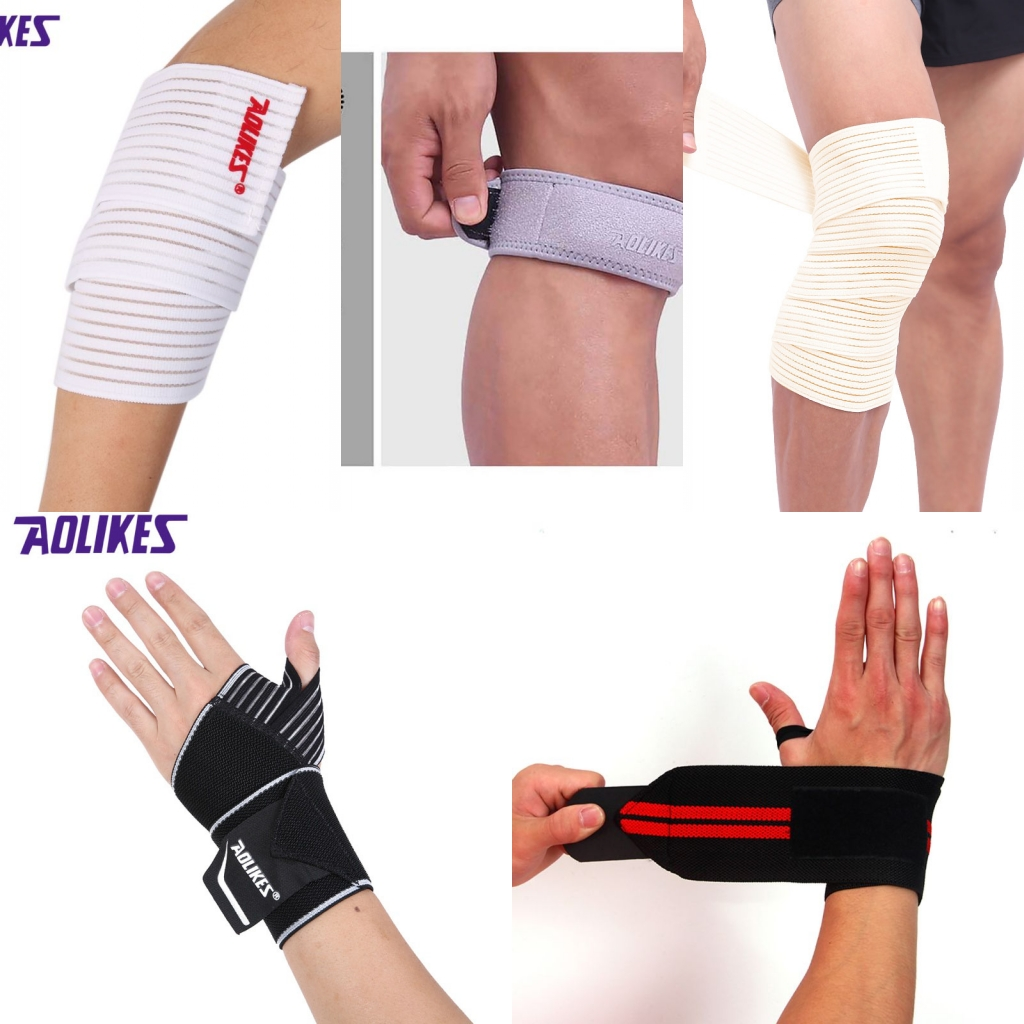 928939cad6 Elbow Wrist Brace Knee Support MMA Pad Guard Protector Gel Sports ...