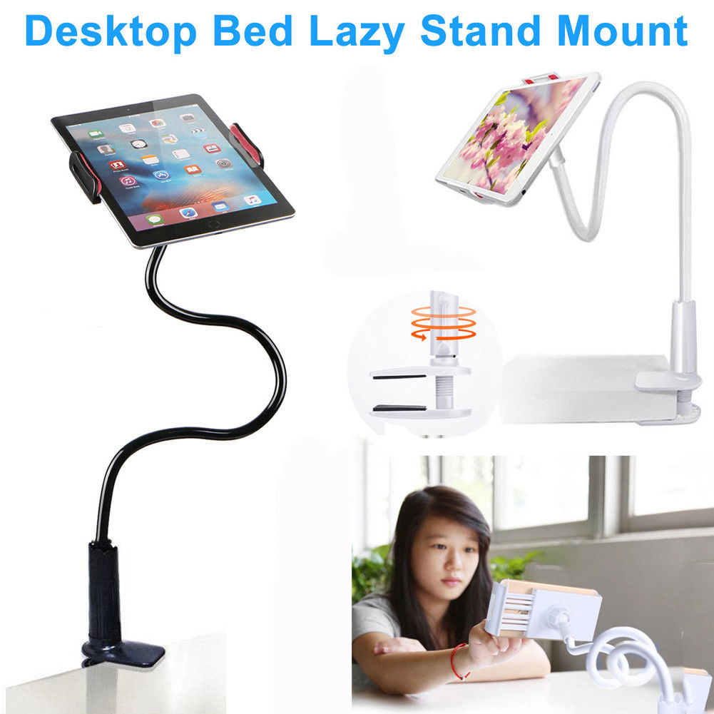 Live Tripods 360 Degree Flexible Universal Bed Desk Lazy Holder Mount Stand For Tablet Ipad Phone Bright In Colour Consumer Electronics