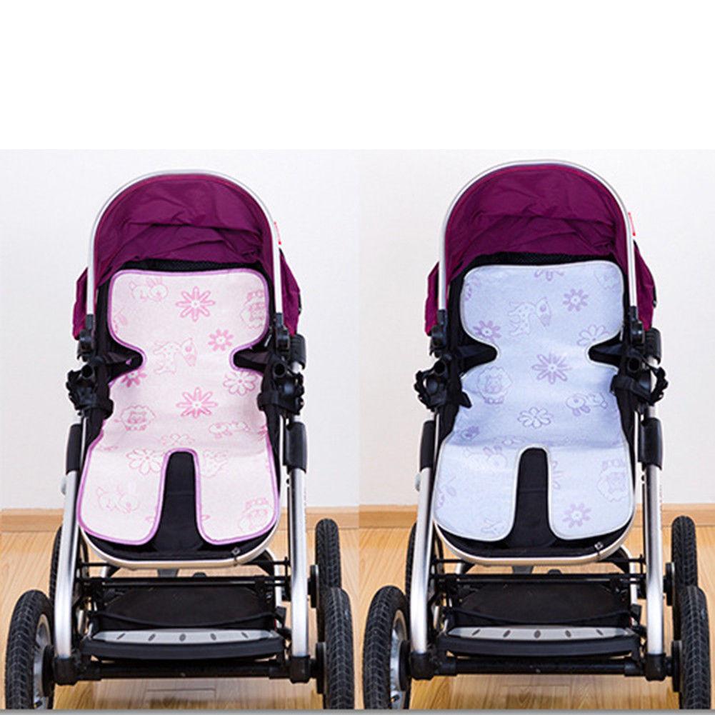Kid Stroller Car Seat Pushchair Mat Cushion Baby Cool