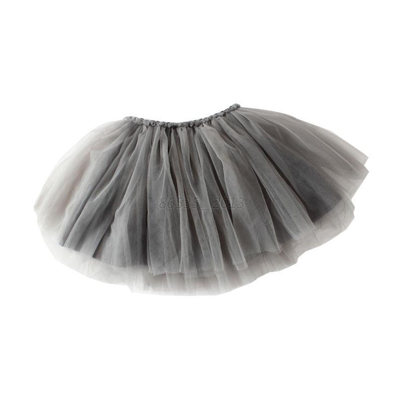 Toddler-Baby-Girl-Dance-Fluffy-Tutu-Skirt-Pettiskirt-Ballet-Dress-Fancy-Costumes