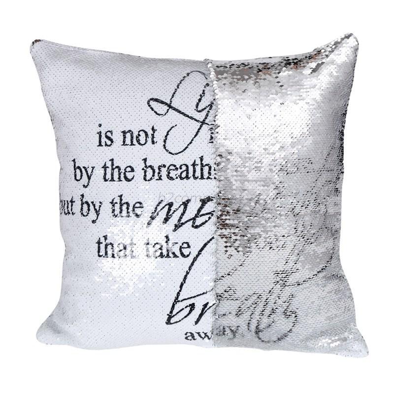 Reversible-Sequin-Pillow-Case-Glitter-Cushion-Cover-Sofa-Double-Color-Home-Decor