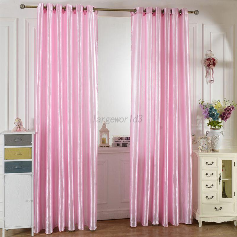Window Screen Thermal Blackout Curtains Door Living Room Curtain ...