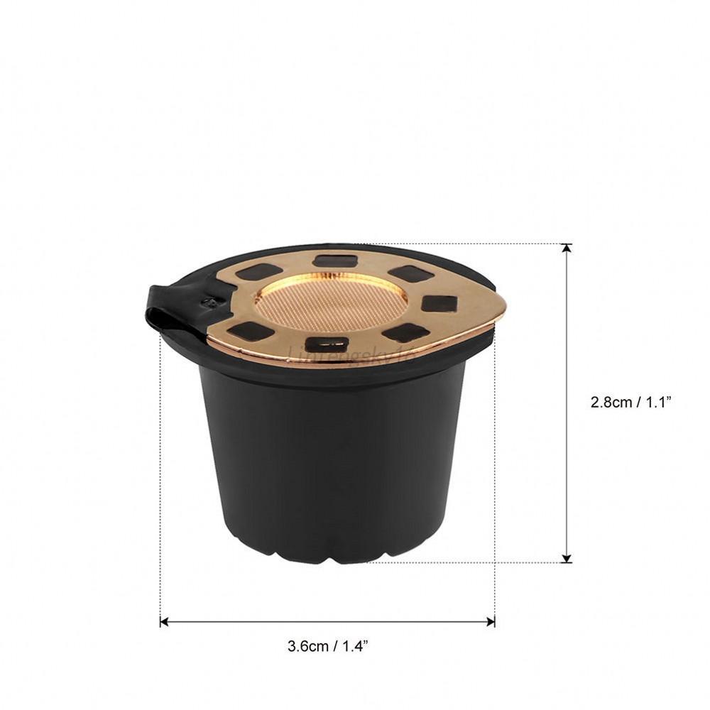 how to use reusable nespresso pods